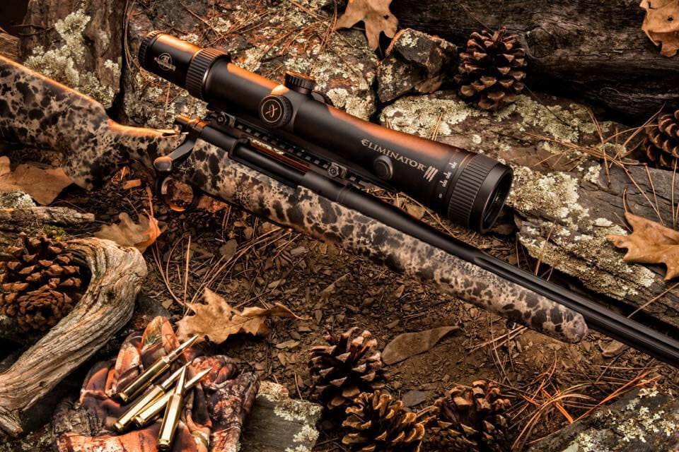 Long Range Hunting Rifle | Custom Hunting Rifles | In-Rut Rifles