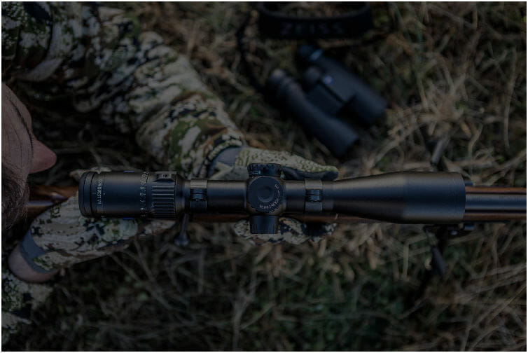 Hunting Optics | In Rut Rifles
