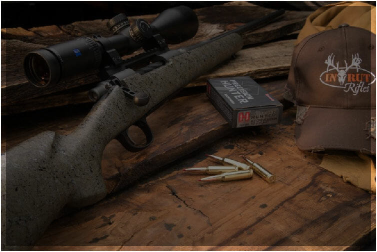 Custom Hunting Rifles | Long Range Shooting Systems | In Rut Rifles
