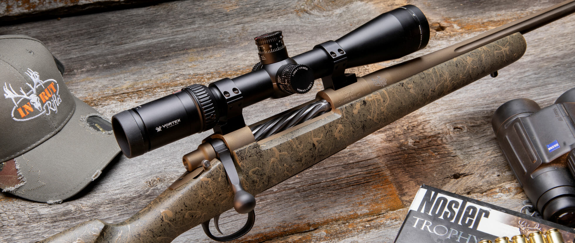 Full Curl Lightweight Hunting Rifle | IN-RUT Rifles
