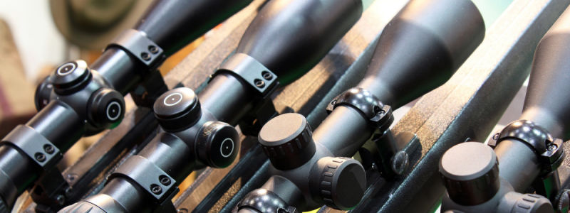 How To Choose A Rifle Scope   Selecting Your Scopes Field Of View